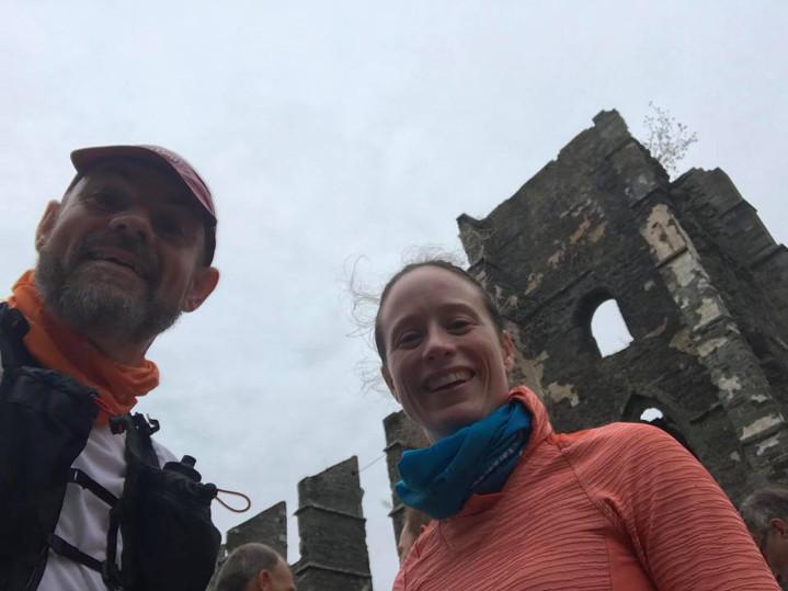 Trail de l'Abbaye