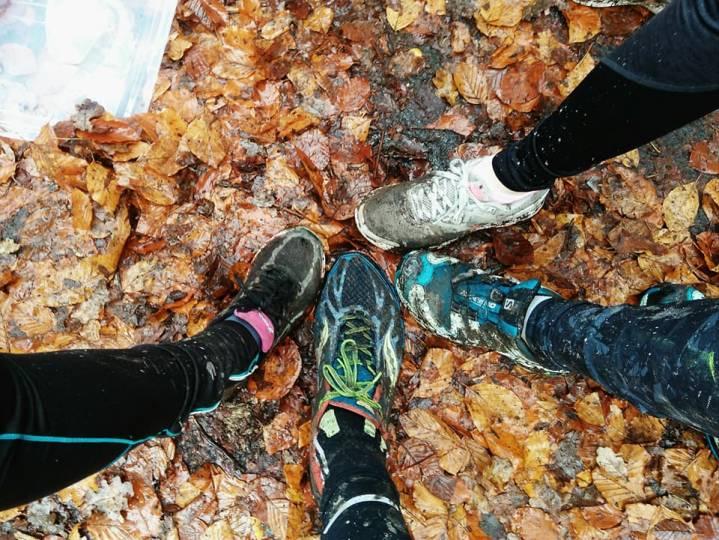 Trail schoenen