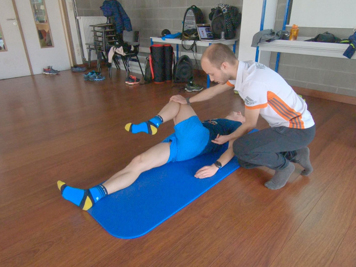 Stretching voor lopers