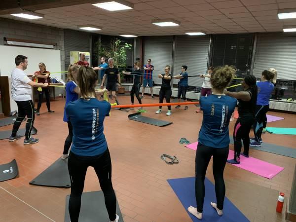 core coach koen core stability training lopen gent