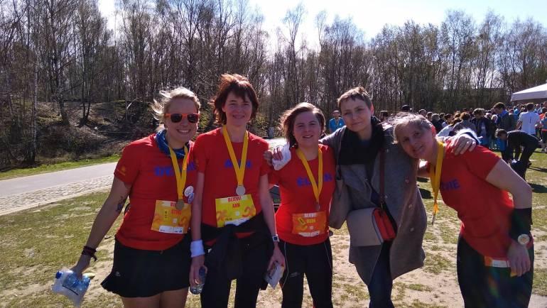 100km Run Kom Op Tegen Kanker
